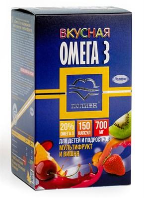 Вкусная Омега-3 Полиен - фото 4823