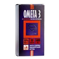 Омега-3 Полиен с облепиховым маслом и витамином Е