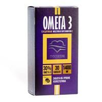 Омега-3 Полиен с кедровым маслом и витамином Е
